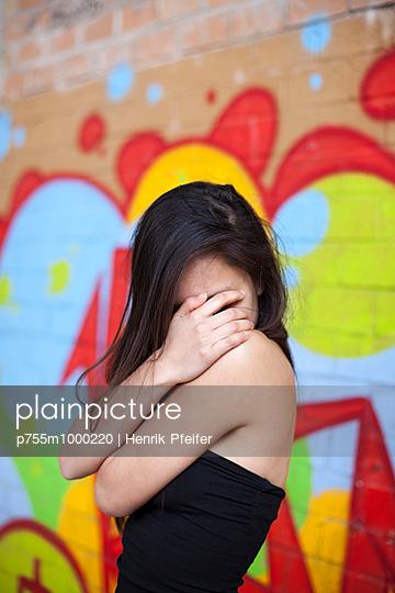 Jugendliche - p755m1000220 von Henrik Pfeifer