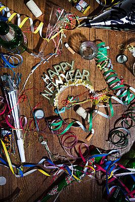 Reste der Party - p1094m890288 von Patrick Strattner