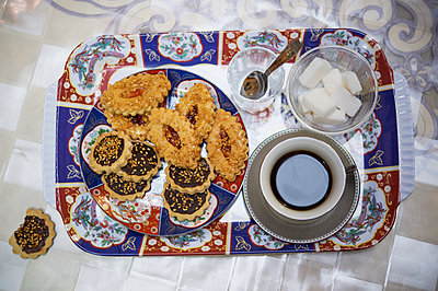 Moroccan specialties - p1167m2269977 by Maria Schiffer