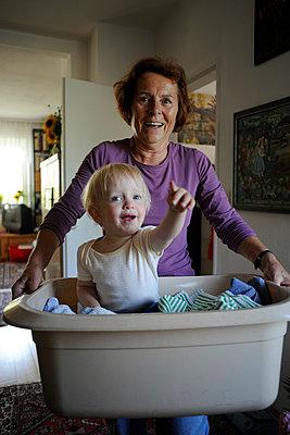 Oma ist die Beste - p419m919559 von Markus Brehm