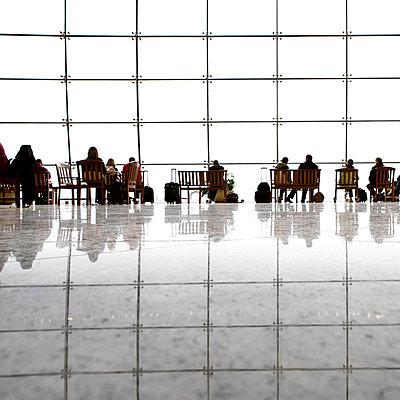 Flughafenrestaurant - p26816683 von Arne Landwehr