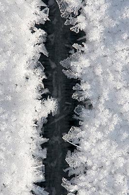 Eiskristalle - p4510756 von Anja Weber-Decker