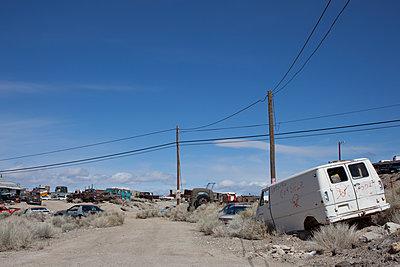 Junk Yard - p1291m1116168 by Marcus Bastel