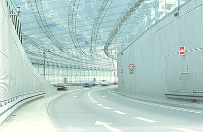 Germany, Munich, Mittlerer Ring, Tunnel - p300m2207148 by Achim Sass