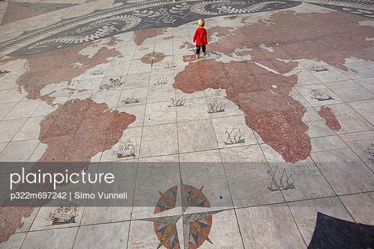 Karte - p322m697242 von Simo Vunneli