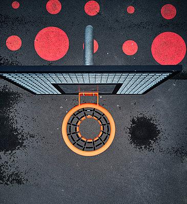 Basketballkorb - p1615m2184576 von Michael Handelmann