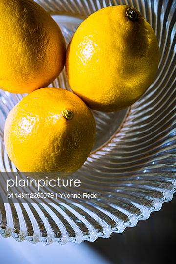 Lemons - p1149m2263079 by Yvonne Röder