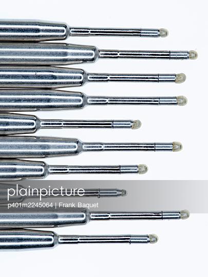 Ball pen refills - p401m2245064 by Frank Baquet