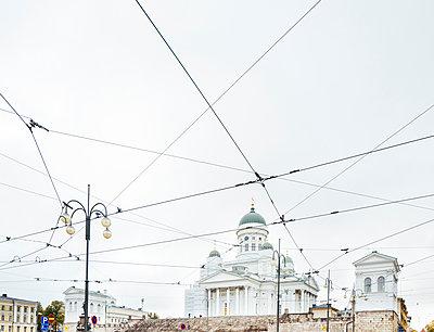 Dom von Helsinki - p1510m2030853 von Ingrid Amenda