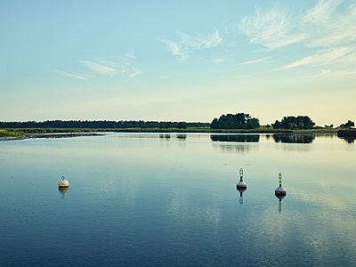 Naturhafen mit Bojen - p1200m1131552 von Carsten Görling