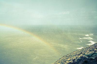 Rainbow at the seaside - p1170m1137545 by Bjanka Kadic