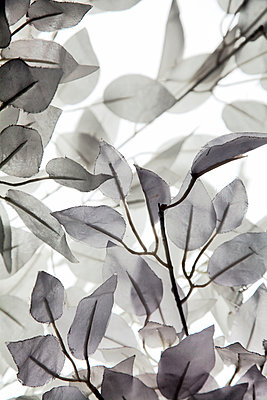 Künstlicher Baum mit Blättern - p1248m1439845 von miguel sobreira