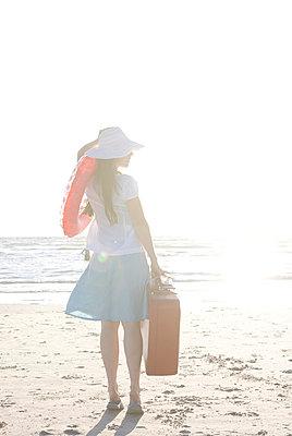 Sommerurlaub am Strand - p4540434 von Lubitz + Dorner