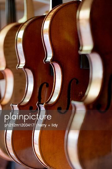Geigen - p1212m1203417 von harry + lidy