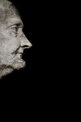 Gesicht aus Stein - p4500357 von Hanka Steidle