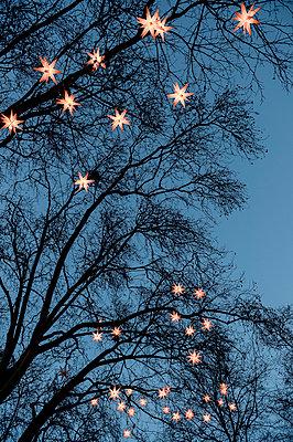 Lichterkette - p949m951774 von Frauke Schumann
