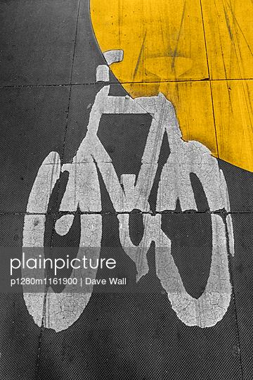 Radweg - p1280m1161900 von Dave Wall