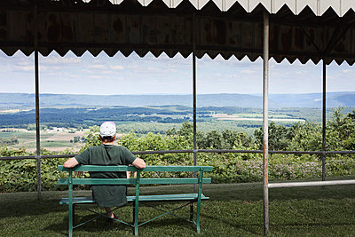 Viewpoint in Virginia - p956m748726 by Anna Quinn