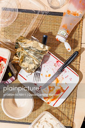 Plastikverpackungen - p1085m1476911 von David Carreno Hansen