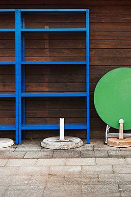 Gartenmöbel - p1149m995694 von Yvonne Röder