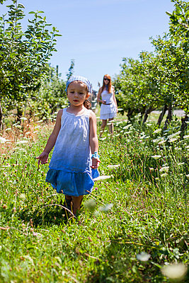 Country life - p756m740347 by Bénédicte Lassalle