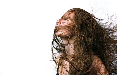 Wehende Haare - p1180m958826 von chillagano