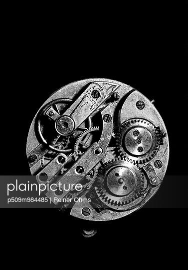 Uhrwerk - p509m984485 von Reiner Ohms