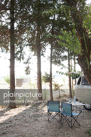 Campingurlaub - p447m972473 von Anja Lubitz