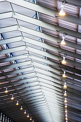 Roof in Industrial building - p1084m1036874 by GUSK