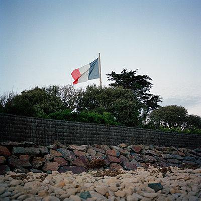 Georges Clemenceau's house in Saint Vincent sur Jard; Vendée. - p1097m1131881 by Mélanie Bahuon