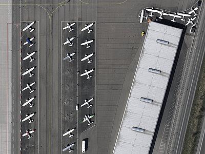 Flughafen - p356m822624 von Stephan Zirwes