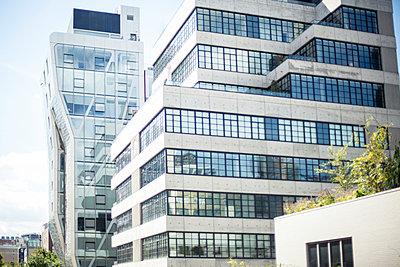 Modern office building - p623m1221239 by Gabriel Sanchez