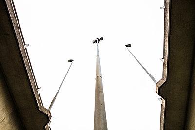 Kameras an der Autobahn - p1082m2087567 von Daniel Allan