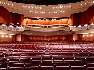 Theater Rüsselsheim - p1209m2217559 von Guido Erbring