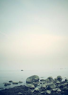 Nebel am Meer - p992m1016129 von Carmen Spitznagel