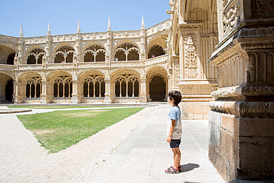 Jeronimos Monastery - p535m2020518 by Michelle Gibson