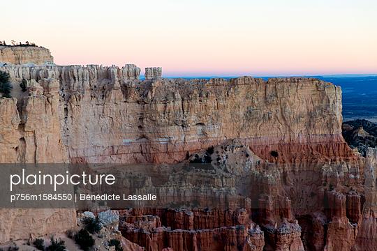 Canyon - p756m1584550 von Bénédicte Lassalle
