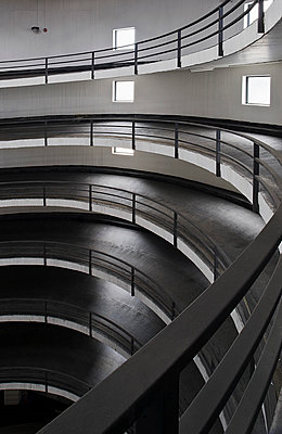 Parking garage - p1119m893754 by O. Mahlstedt