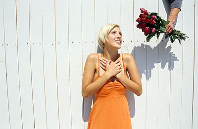 Glück von oben - p0451562 von Jasmin Sander