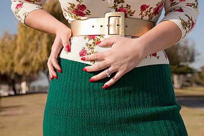 Schmale Taille - p4950273 von Jeanene Scott
