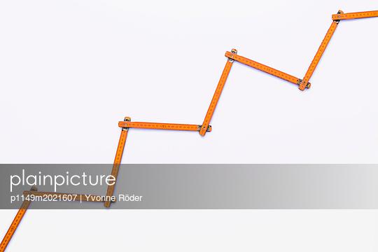 Meterstäbe - p1149m2021607 von Yvonne Röder