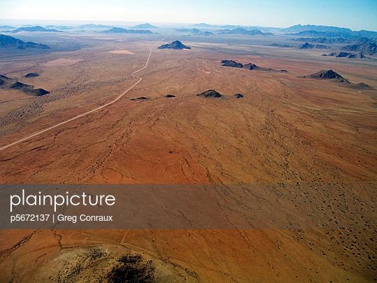 Namibische Landschaft - p5672137 von Greg Conraux
