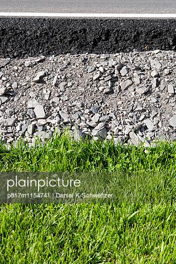 Schichten - p817m1154741 von Daniel K Schweitzer