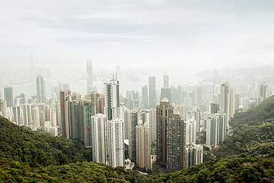 Hong Kong - p6560089 by W. Hannes
