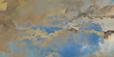 Wolkenformation - p587m2227495 von Spitta + Hellwig