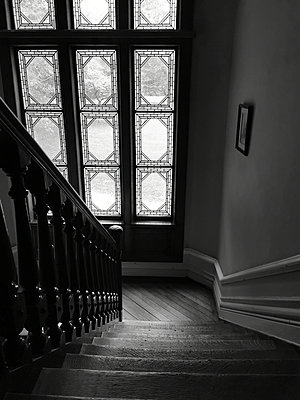 Old staircase - p945m2215118 by aurelia frey