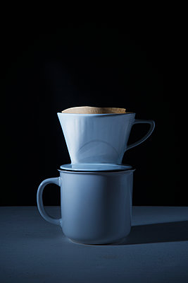 Filter coffee - p1149m2086674 by Yvonne Röder