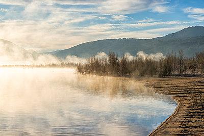 Lake Henshaw - p1436m1588849 by Joseph S. Giacalone