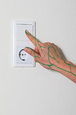 Energie sparen! - p1231m2161068 von Iris Loonen