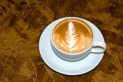 Cappuccino - p4510676 by Anja Weber-Decker